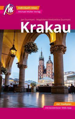 Krakau MM-City Reiseführer Michael Müller Verlag von Niedzielska-Szurmant,  Magdalena, Szurmant,  Jan