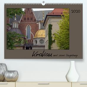 Krakau und seine Umgebung (Premium, hochwertiger DIN A2 Wandkalender 2020, Kunstdruck in Hochglanz) von Flori0