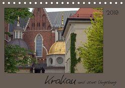 Krakau und seine Umgebung (Tischkalender 2019 DIN A5 quer) von Flori0