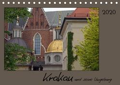 Krakau und seine Umgebung (Tischkalender 2020 DIN A5 quer) von Flori0