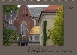 Krakau und seine Umgebung (Wandkalender 2019 DIN A2 quer) von Flori0