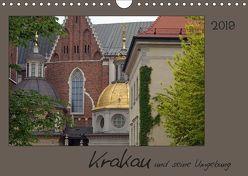 Krakau und seine Umgebung (Wandkalender 2019 DIN A4 quer) von Flori0
