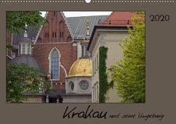 Krakau und seine Umgebung (Wandkalender 2020 DIN A2 quer) von Flori0