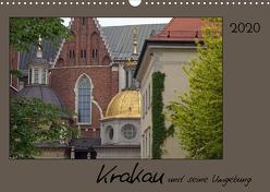 Krakau und seine Umgebung (Wandkalender 2020 DIN A3 quer) von Flori0