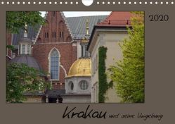 Krakau und seine Umgebung (Wandkalender 2020 DIN A4 quer) von Flori0