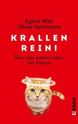 Krallen rein! von Uschmann,  Oliver, Witt,  Sylvia