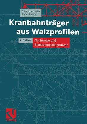 Kranbahnträger aus Walzprofilen von Osterrieder,  Peter, Richter,  Stefan