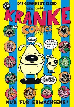 KRANKE COMICS von Cornfield,  Klaus