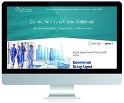 Krankenhaus Rating Report – Online von Augurzky,  Boris