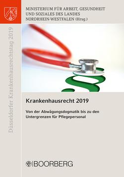 Krankenhausrecht 2019