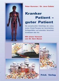 Kranker Patient – guter Patient von Collatz,  Jens, Kummer,  Peter