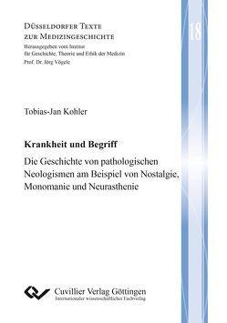 Krankheit und Begriff von Kohler,  Tobias-Jan