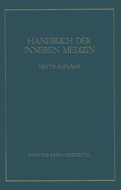 Krankheiten des Nervensystems von Altenburger,  H., Bergmann,  G.v., Bing,  R., Bodechtel,  G., Bostroem,  A., Bumke,  O., Curschmann,  H., Curtius,  F., Hiller,  F., Lange,  J., Lüthy,  F., Salle,  V., Sántha,  K.v., Scheller,  H., Siebeck,  R., Staehlin,  R., Weizsaecker,  V. v.