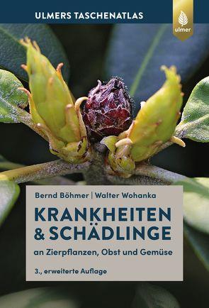 Krankheiten & Schädlinge an Zierpflanzen, Obst und Gemüse von Böhmer,  Bernd, Wohanka,  Walter