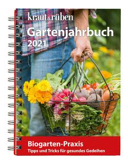 kraut&rüben Gartenjahrbuch 2021