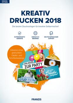 Kreativ Drucken 2018