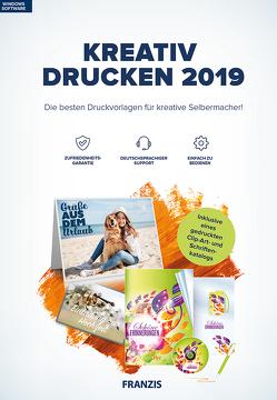 Kreativ Drucken 2019