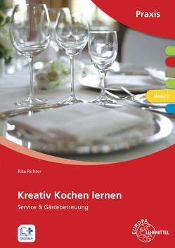 Kreativ Kochen lernen Modul C von Richter,  Rita