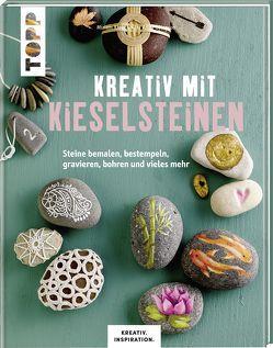 Kreativ mit Kieselsteinen (KREATIV.INSPIRATION.) von Björnson,  Lis Anna, Klobes,  Miriam