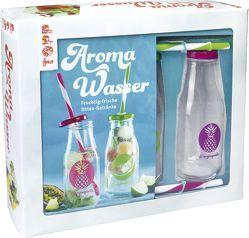 Kreativ-Set Aroma-Wasser von Iburg,  Anne
