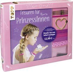 Kreativ-Set Frisuren für Prinzessinnen von Diekmann,  Jutta