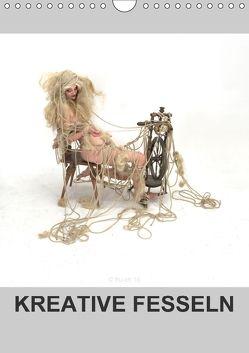 KREATIVE FESSELN (Wandkalender 2018 DIN A4 hoch) von fru.ch,  k.A.