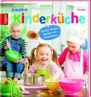 Kreative Kinderküche von Deges,  Pia