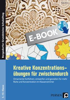 Kreative Konzentrationsübungen für zwischendurch von Brize,  Nadja
