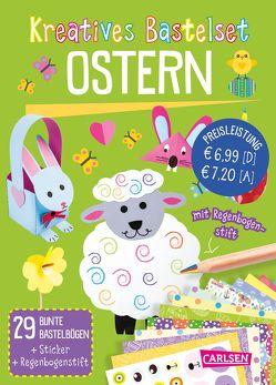 Kreatives Bastelset: Ostern von Poitier,  Anton