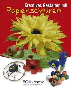 Kreatives Gestalten mit Papierschnüren