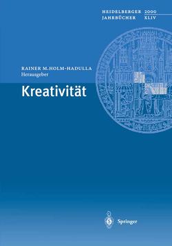 Kreativität von Holm-Hadulla,  Rainer M.