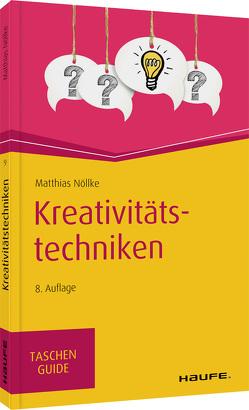 Kreativitätstechniken von Nöllke,  Matthias