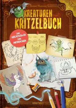 Kreaturenkritzelbuch von Hussung,  Thomas