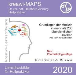 kreawi-MAPS 2021 von Zinburg,  Reinhard