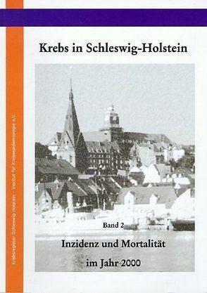 Krebs in Schleswig-Holstein von Institut für Krebsepidemiologie e.V., Moser,  Heide