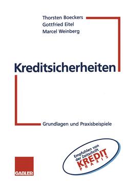 Kreditsicherheiten von Boeckers,  Thorsten, Eitel,  Gottfried, Weinberg,  Marcel