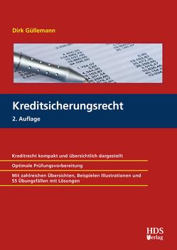 Kreditsicherungsrecht von Güllemann,  Dirk