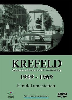 Krefeld 1949-1969 von Krauß,  Stephan