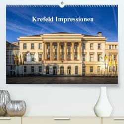 Krefeld Impressionen (Premium, hochwertiger DIN A2 Wandkalender 2021, Kunstdruck in Hochglanz) von Fahrenbach,  Michael