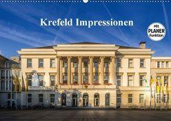 Krefeld Impressionen (Wandkalender 2018 DIN A2 quer) von Fahrenbach,  Michael