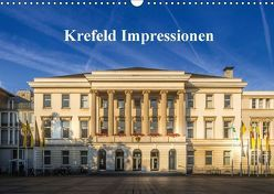 Krefeld Impressionen (Wandkalender 2018 DIN A3 quer) von Fahrenbach,  Michael