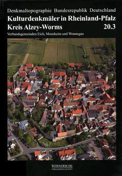 Kreis Alzey-Worms von Krienke,  Dieter, Westerhoff,  Ingrid