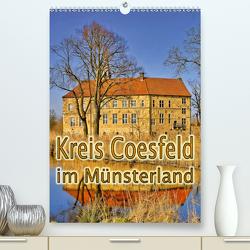 Kreis Coesfeld im Münsterland (Premium, hochwertiger DIN A2 Wandkalender 2021, Kunstdruck in Hochglanz) von Michalzik,  Paul