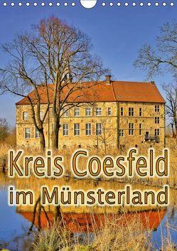 Kreis Coesfeld im Münsterland (Wandkalender 2019 DIN A4 hoch) von Michalzik,  Paul