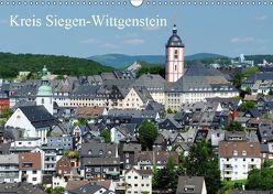 Kreis Siegen-Wittgenstein (Wandkalender 2019 DIN A3 quer) von Foto / Alexander Schneider,  Schneider