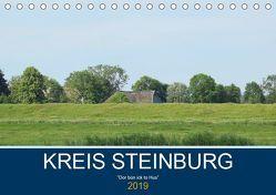 Kreis Steinburg (Tischkalender 2019 DIN A5 quer) von Busch,  Martina