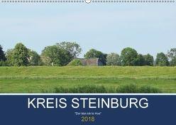Kreis Steinburg (Wandkalender 2018 DIN A2 quer) von Busch,  Martina