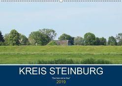 Kreis Steinburg (Wandkalender 2019 DIN A2 quer) von Busch,  Martina
