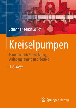 Kreiselpumpen von Gülich,  Johann Friedrich