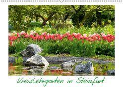 Kreislehrgarten in Steinfurt (Wandkalender 2019 DIN A2 quer) von Bücker,  Michael